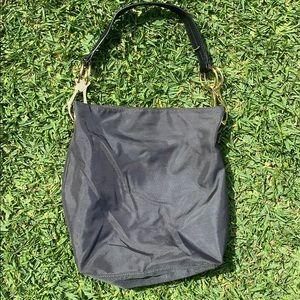 JPK Bucket Bag w/really heavy duty gold hardware
